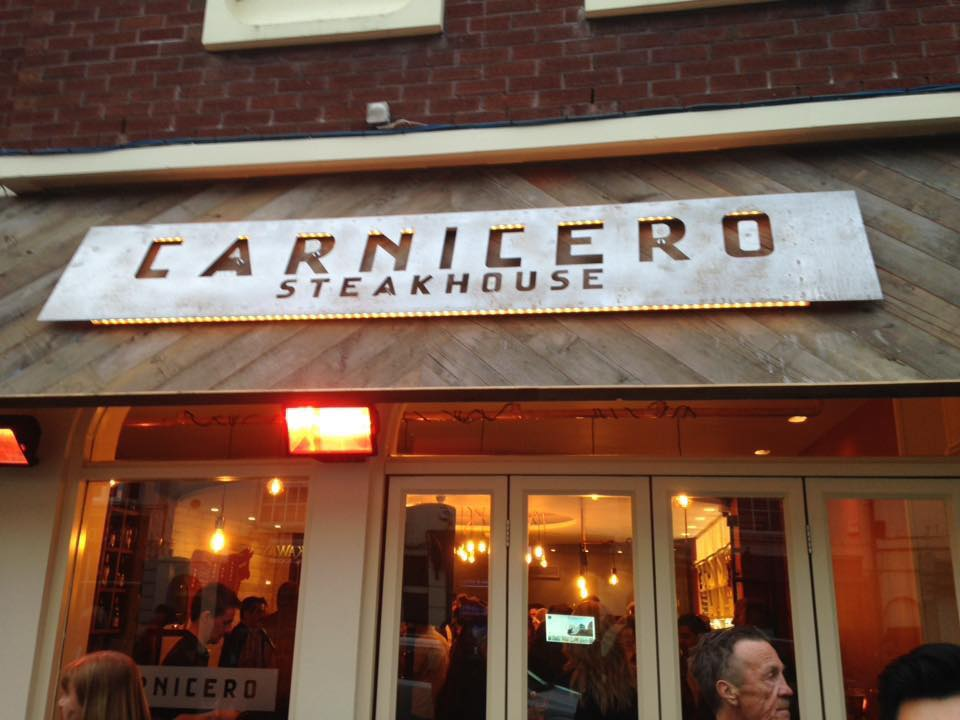 Carnicero Steakhouse Southampton Restaurant